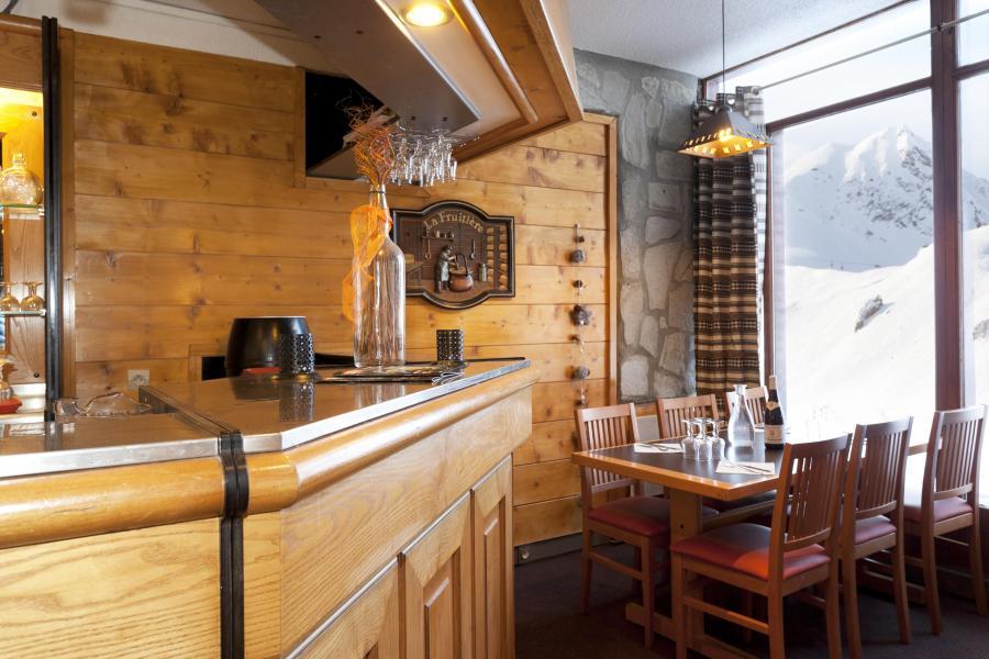 Holiday in mountain resort Hôtel Club MMV les Mélèzes - Les Arcs - Bar