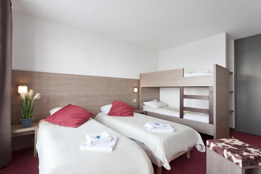 Holiday in mountain resort Hôtel Club MMV les Mélèzes - Les Arcs - Bedroom