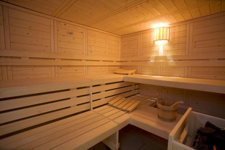 Holiday in mountain resort Hôtel Club MMV les Mélèzes - Les Arcs - Sauna