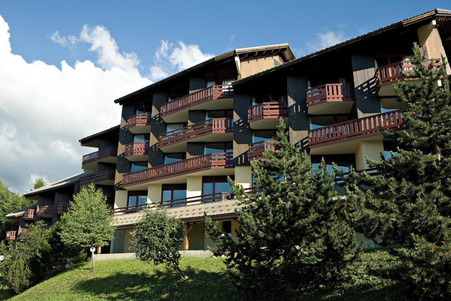 Location au ski Hôtel Club MMV les Sittelles - Montalbert - Extérieur été