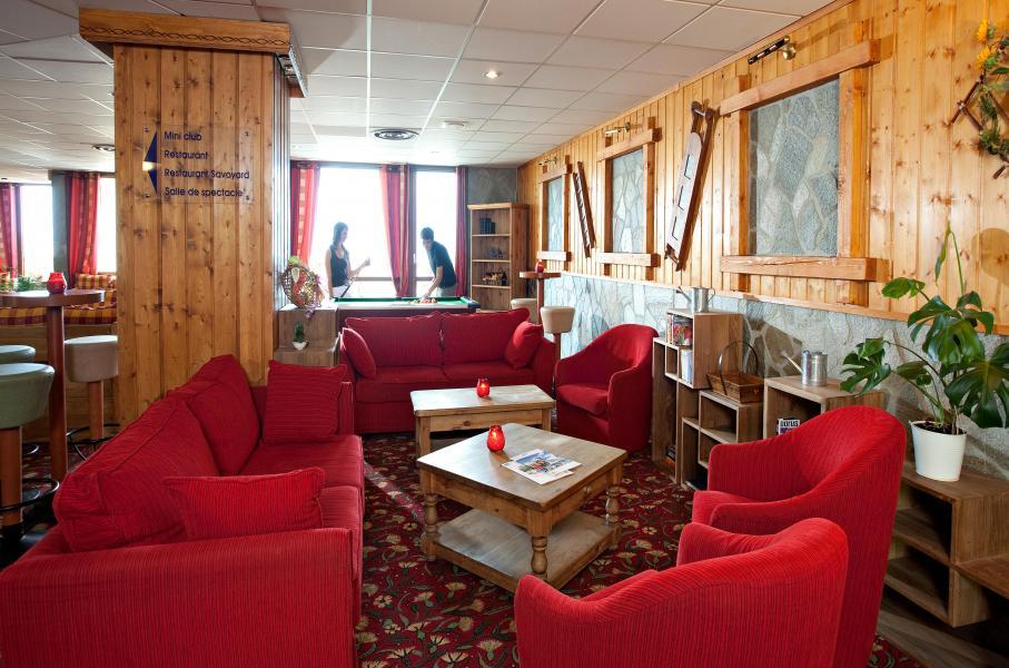Holiday in mountain resort Hôtel Club MMV les Sittelles - Montalbert - Reception