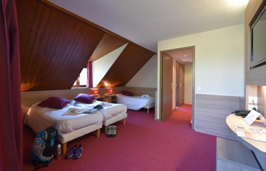 Vacanze in montagna Hôtel Club MMV Monte Bianco - Saint Gervais - Camera