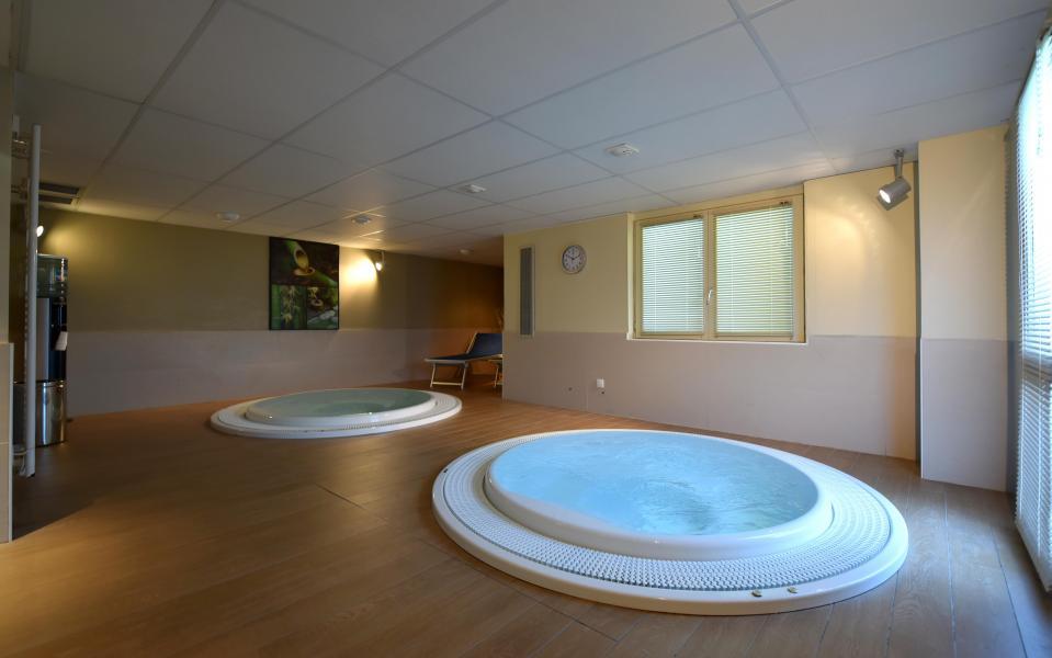 Vacances en montagne Hôtel Club MMV Monte Bianco - Saint Gervais - Jacuzzi