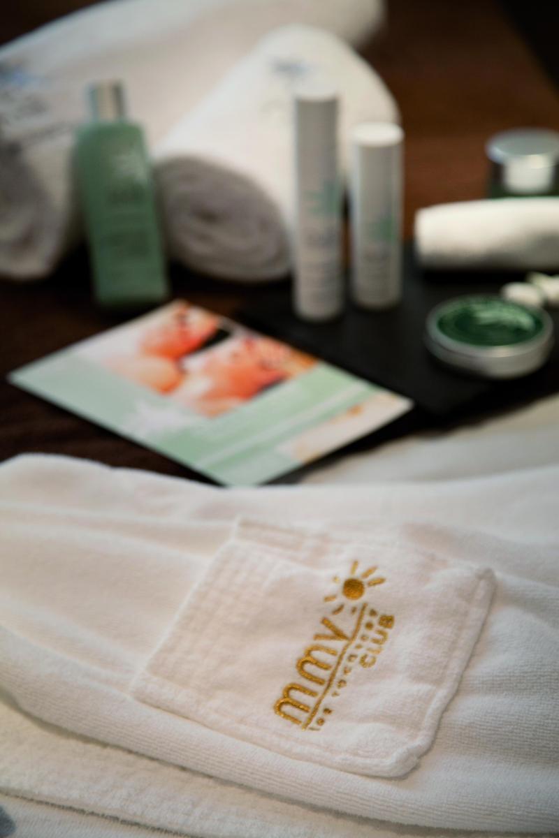 Vacances en montagne Hôtel Club MMV Monte Bianco - Saint Gervais - Massage