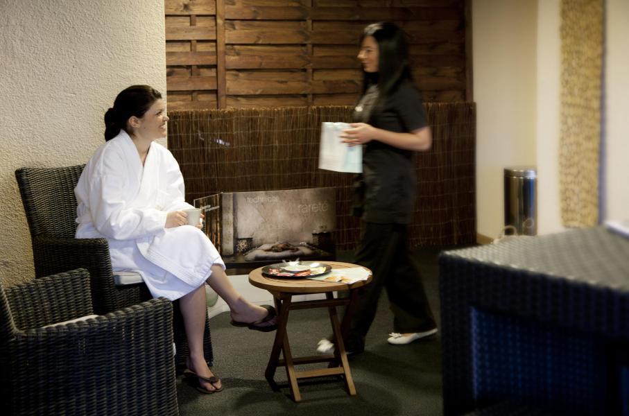 Vacances en montagne Hôtel Club MMV Monte Bianco - Saint Gervais - Relaxation