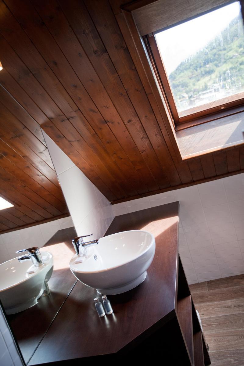Vacances en montagne Hôtel Club MMV Monte Bianco - Saint Gervais - Salle d'eau