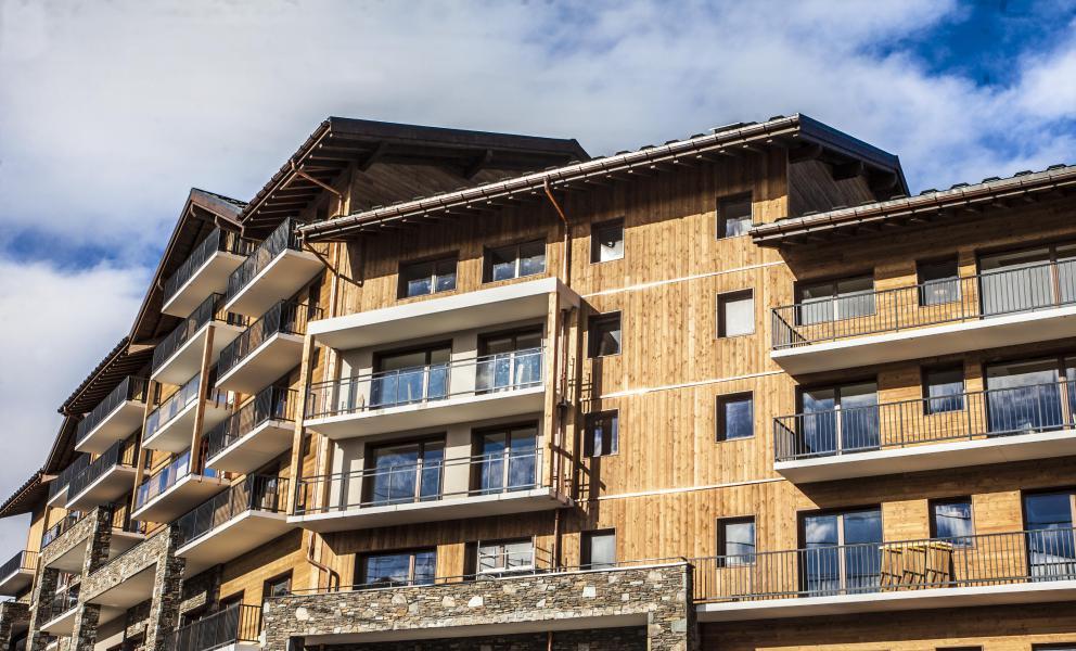 Vacaciones en montaña Hôtel Daria-I Nor - Alpe d'Huez - Verano