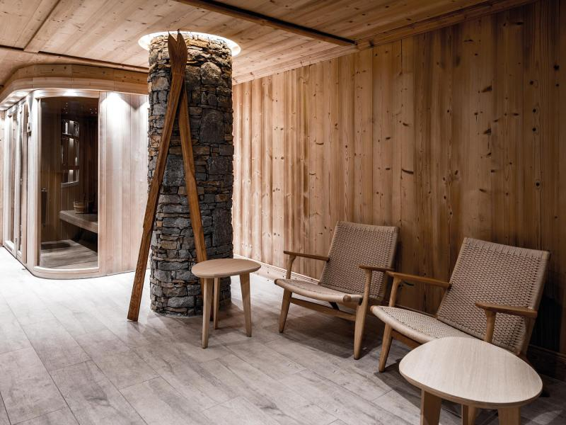 Holiday in mountain resort Hôtel des 3 Vallees - Courchevel - Relaxation