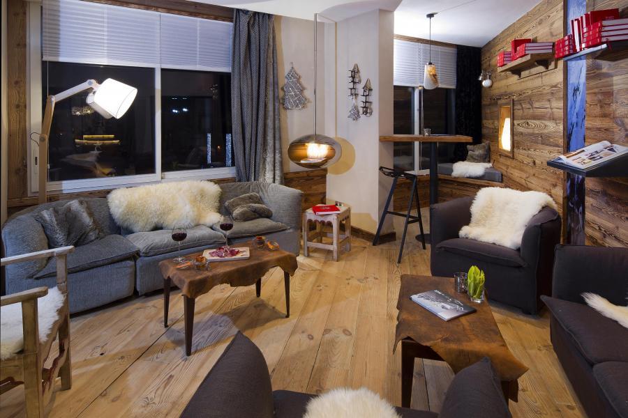 Urlaub in den Bergen Hôtel des 3 Vallées - Val Thorens -
