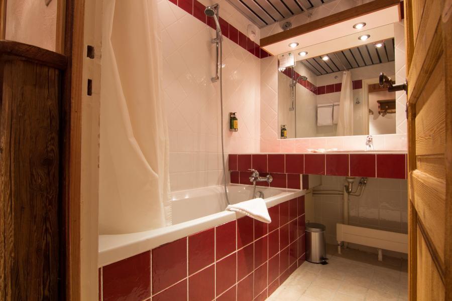Urlaub in den Bergen Doppelzimmer - Superior - Hôtel des 3 Vallées - Val Thorens - Badezimmer