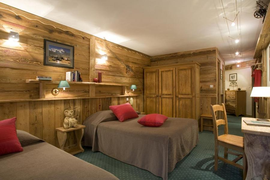 Holiday in mountain resort Double room - Superior - Hôtel des 3 Vallées - Val Thorens - Twin beds