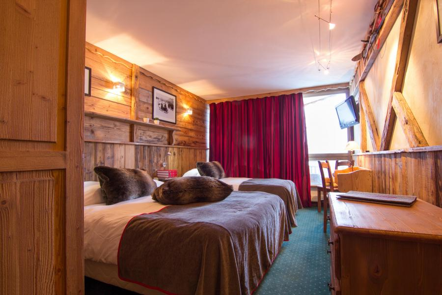 Holiday in mountain resort Double/Twin room (2 people) (Cocoon) - Hôtel des 3 Vallées - Val Thorens - Double bed