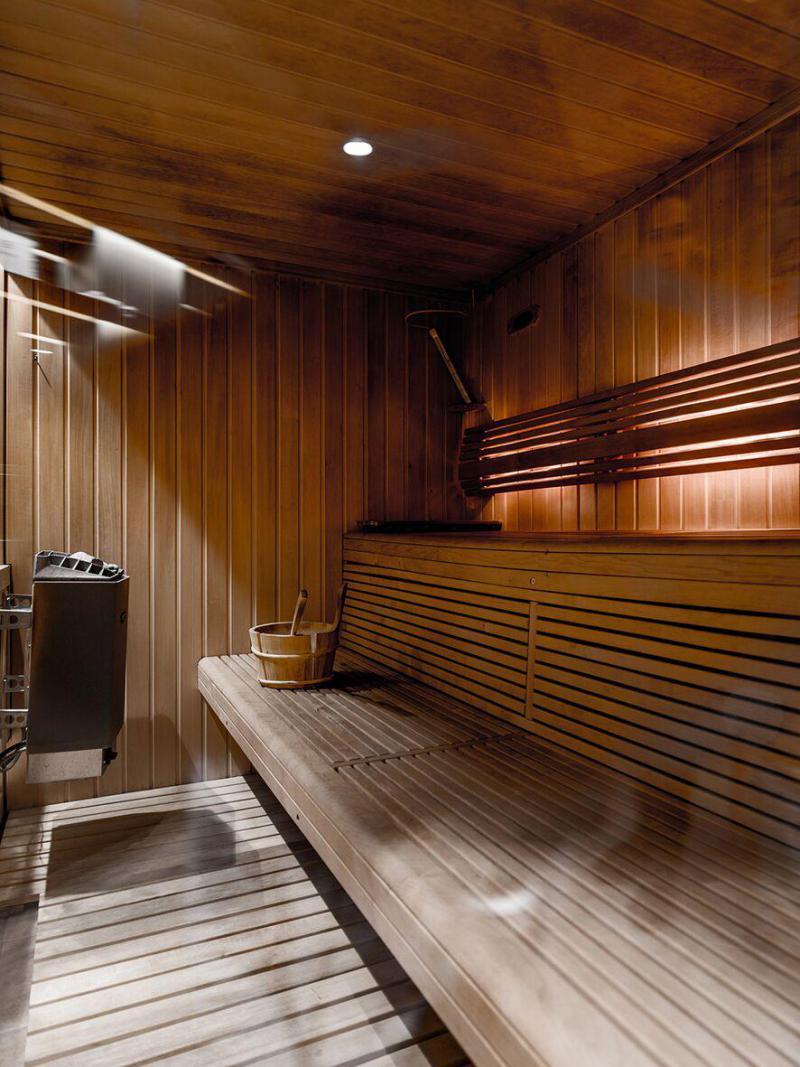 Holiday in mountain resort Hôtel des 3 Vallees - Courchevel - Sauna