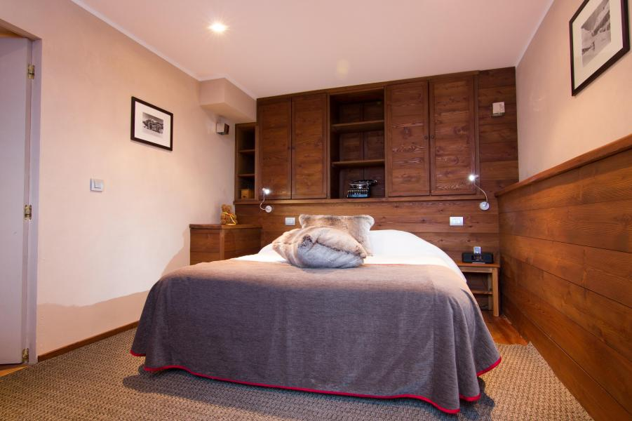 Holiday in mountain resort Suite 302 (2 people) - Hôtel des 3 Vallées - Val Thorens - Double bed