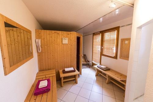 Vacances en montagne Hôtel du Bourg - Valmorel - Sauna