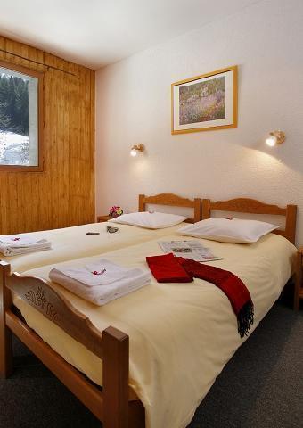 Vacaciones en montaña Hôtel Eliova l'Eau Vive - Châtel - Habitación