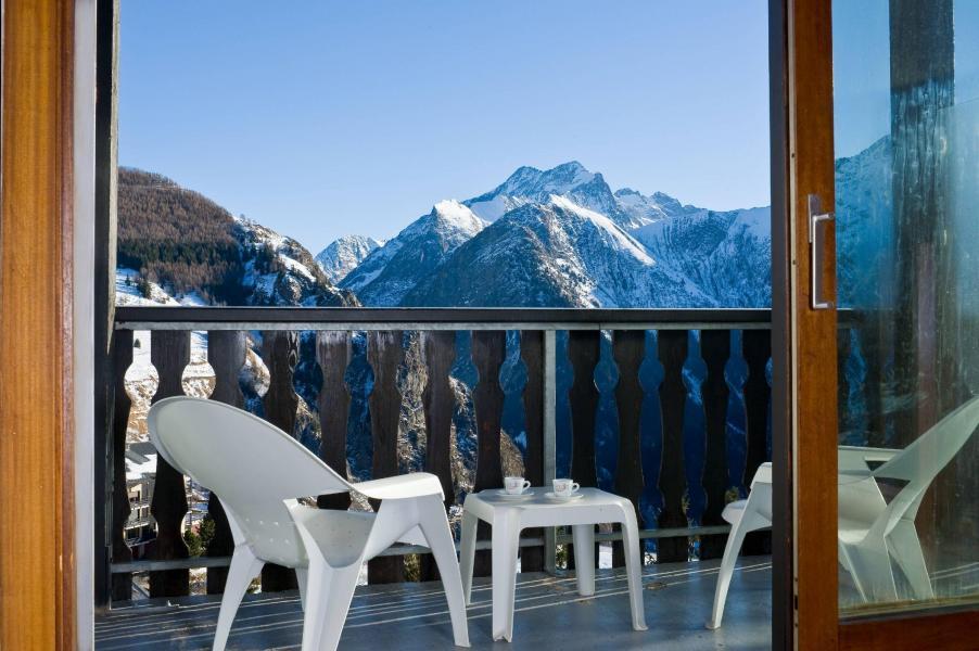 Urlaub in den Bergen Hôtel Ibiza - Les 2 Alpes - Balkon