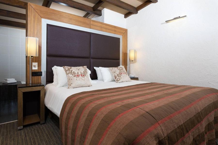 Holiday in mountain resort Hôtel Ibiza - Les 2 Alpes - Double bed
