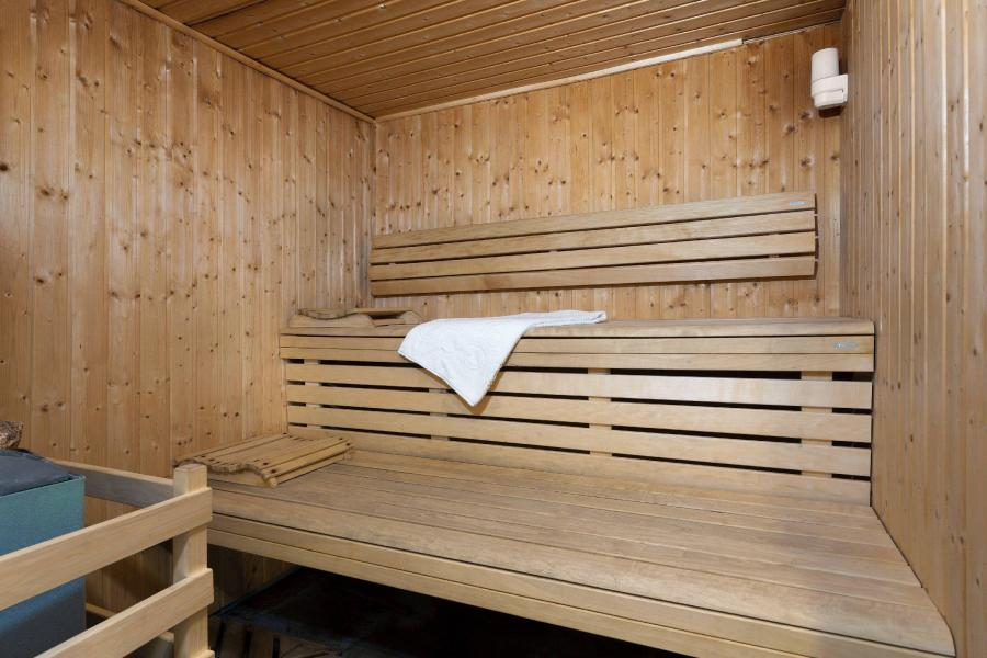 Holiday in mountain resort Hôtel Ibiza - Les 2 Alpes - Sauna