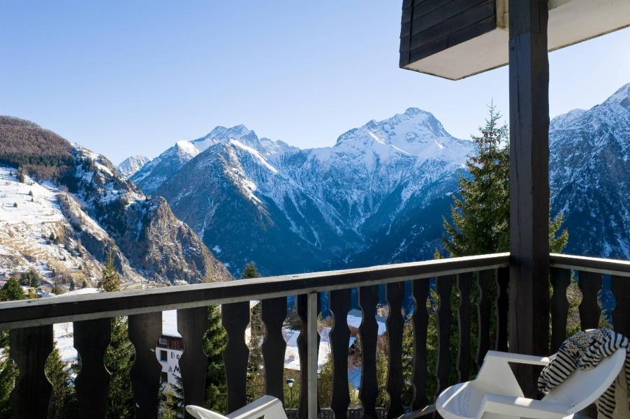 Vacances en montagne Hôtel Ibiza - Les 2 Alpes - Terrasse