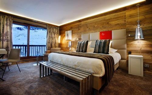 Vacances en montagne Hôtel Koh I Nor - Val Thorens - Chambre