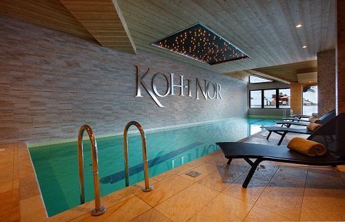 Urlaub in den Bergen Hôtel Koh I Nor - Val Thorens