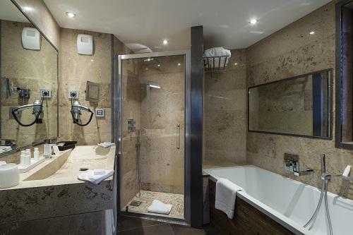 Vacances en montagne Hôtel Koh I Nor - Val Thorens - Salle de bains
