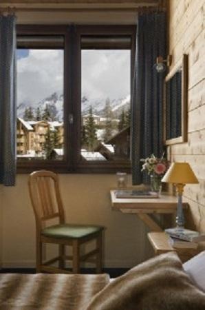 Urlaub in den Bergen Hôtel le Christiania - La Clusaz - Schlafzimmer