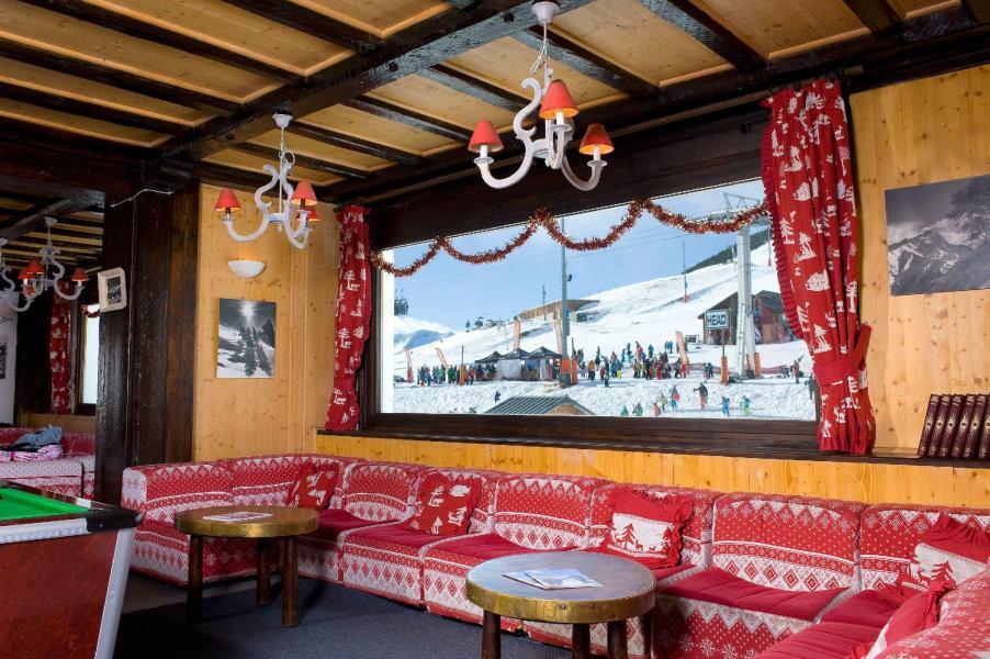 Vacances en montagne Hôtel le Christina - Alpe d'Huez - Jeux