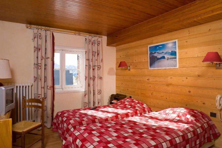 Vacances en montagne Hôtel le Christina - Alpe d'Huez - Lits twin