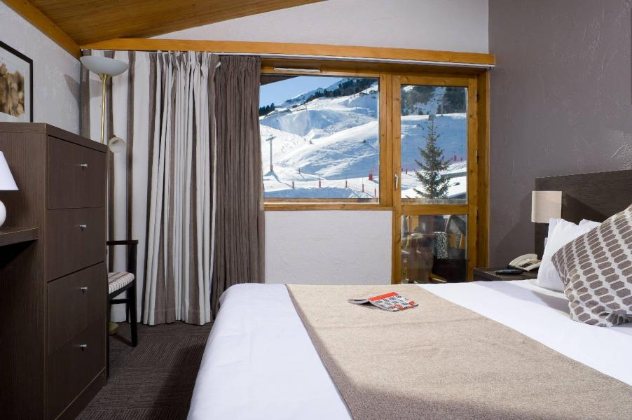 Urlaub in den Bergen Hôtel le Mottaret - Méribel-Mottaret - Schlafzimmer