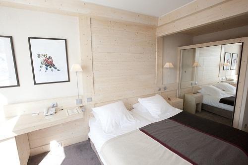 Urlaub in den Bergen Hôtel le Ski d'Or - Tignes - Einzelbett