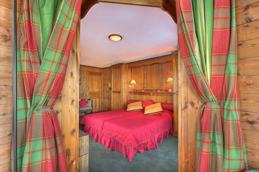 Holiday in mountain resort Hôtel les Balcons Village - La Plagne - Bedroom