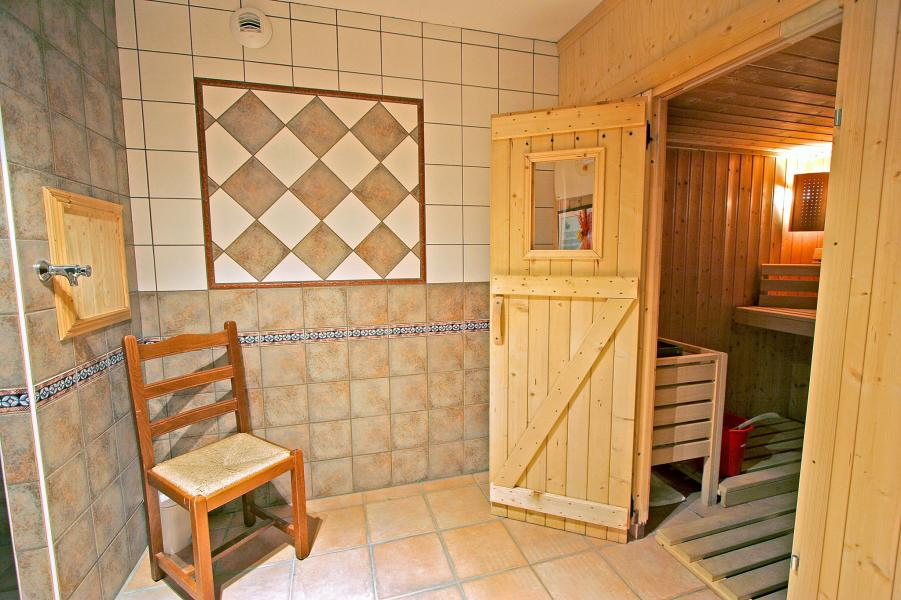Holiday in mountain resort Hôtel les Balcons Village - La Plagne - Sauna