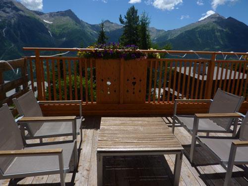 Location au ski Hôtel les Catrems - Orcières Merlette 1850 - Extérieur été