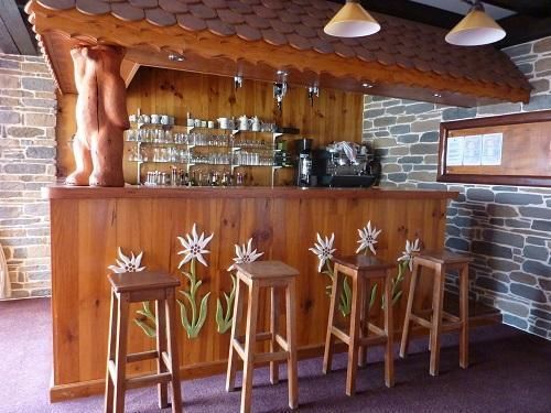 Holiday in mountain resort Hôtel les Catrems - Orcières Merlette 1850 - Bar