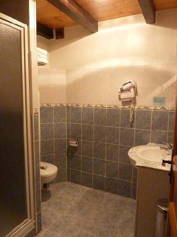 Holiday in mountain resort Hôtel les Catrems - Orcières Merlette 1850 - Bathroom