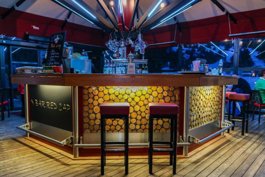 Urlaub in den Bergen Hôtel les Chardonnelles - Superdévoluy -