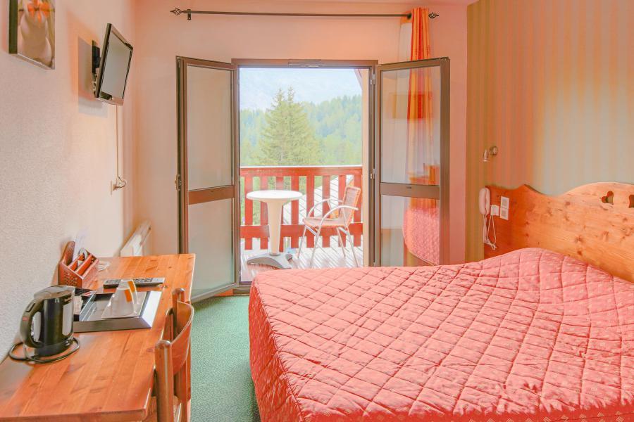 Urlaub in den Bergen Hôtel les Chardonnelles - Superdévoluy - Schlafzimmer