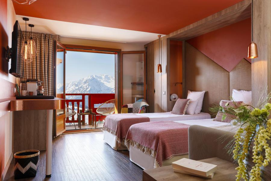 Vakantie in de bergen Hôtel les Grandes Rousses - Alpe d'Huez - 1 persoons bed