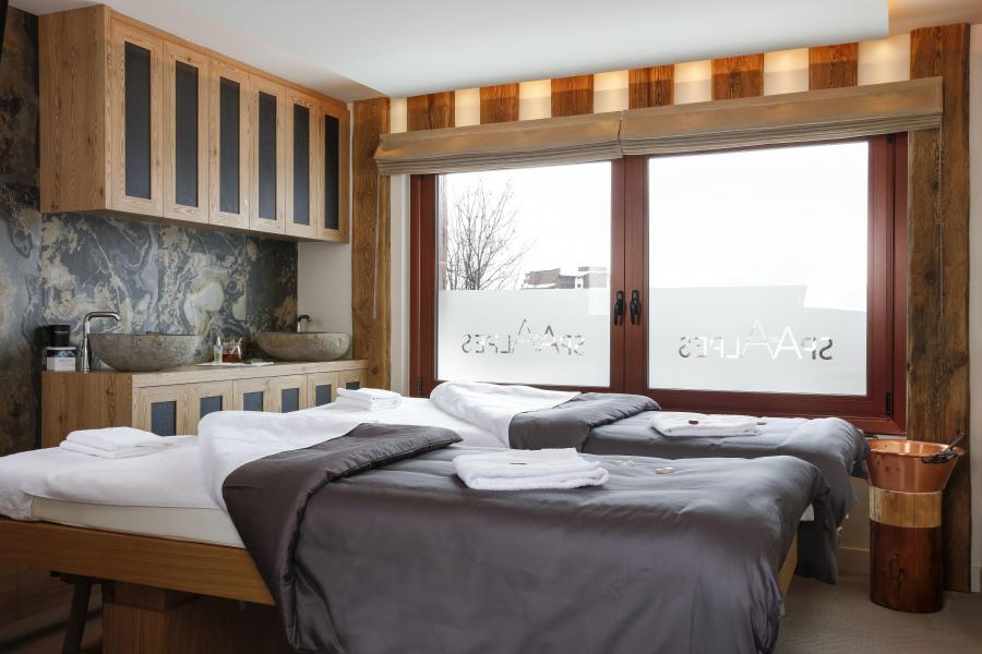 Vakantie in de bergen Hôtel les Grandes Rousses - Alpe d'Huez - Kamer