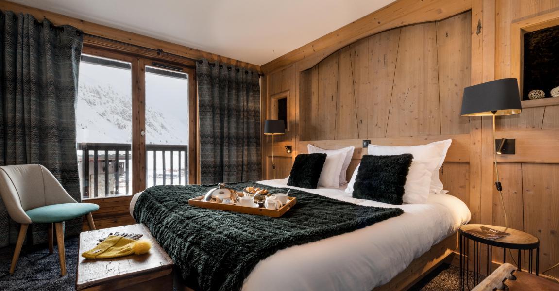 Holiday in mountain resort Hôtel les Suites du Montana - Tignes - Bedroom
