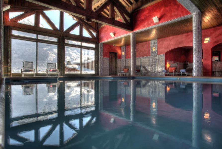 Urlaub in den Bergen Hôtel les Suites du Montana - Tignes