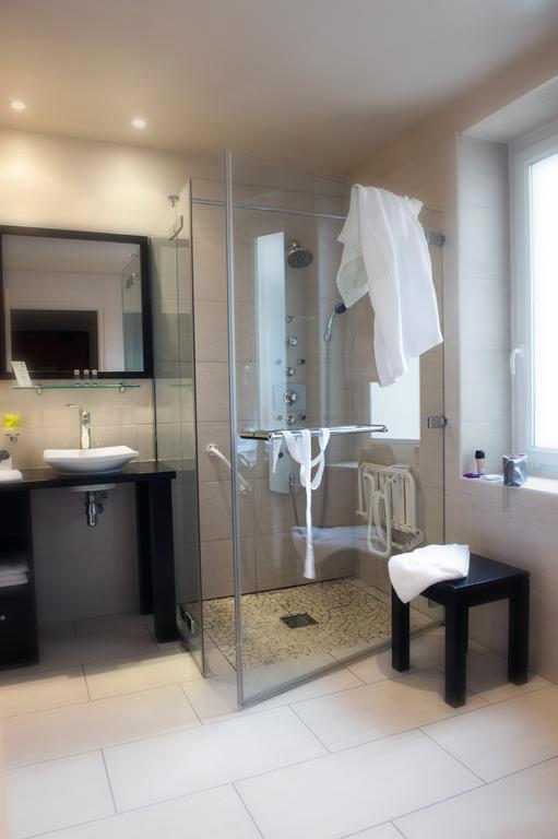 Urlaub in den Bergen Hôtel les Vallées - La Bresse - Waschräume