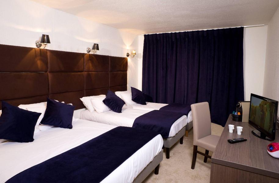 Vacances en montagne Hôtel Olympic - Courchevel - Chambre