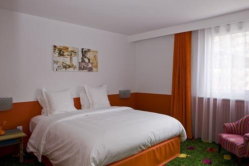 Vacances en montagne Hôtel Ormelune - Val d'Isère - Chambre
