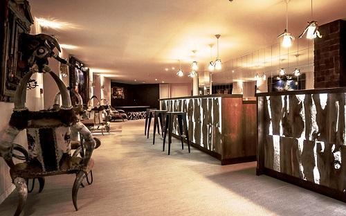 Urlaub in den Bergen Hôtel Rock Noir - Serre Chevalier -
