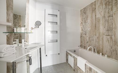 Vacaciones en montaña Hôtel Rock Noir - Serre Chevalier - Cuarto de baño