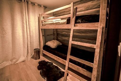 Urlaub in den Bergen Zen Suite (4 personen) - Hôtel Rock Noir - Serre Chevalier - Schlafzimmer