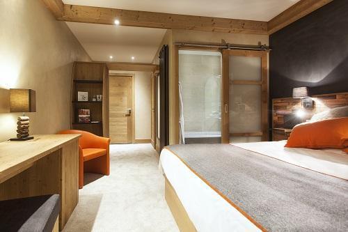 Vakantie in de bergen Hôtel Saint Charles Val Cenis - Val Cenis - 2 persoons bed